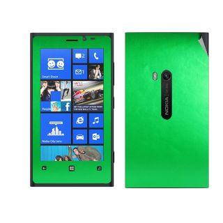 Snooky Mobile Skin Sticker For Nokia Lumia 920 Green 21013