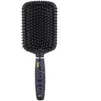 Hair Brushes - Paddle Hair Brush with Cleaning Comb - By Roots