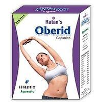 Ratan's Oberid Capsules -  Pack Of 60 Capsules