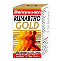 Baidyanath Rhumartho Gold Capsules 30 Capsules - Gives Relief From Joint Pain - 1271868