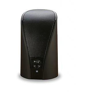 Portronics Pluto Stereo Bluetooth Speaker with FM POR 131 Black