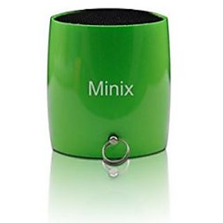Minix Bluetooth speaker (Colors May Vary)