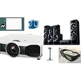 "150"" FULL HD 3D HOME THEATER SYSTEM"