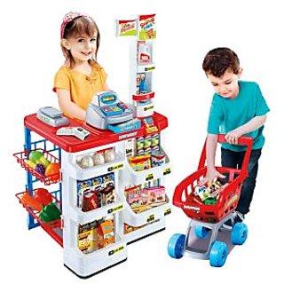 Children's Supermarket Playset