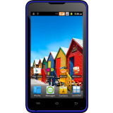 Micromax A72 Canvas Viva ( Colour : Blue ) with SNAP COVER