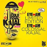 Maybelline Colossal Kajal 6H Black