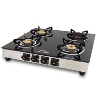 Sunshine Meethi Angeethi Four Burner Level Top/ Gas Stove