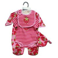 Pitter Patter 4pc Set