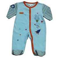 Pitter Patter Soft Baby Grow