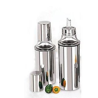 stainless steel oil dispenser pourer 1000ml best deals with price comparison online shopping. Black Bedroom Furniture Sets. Home Design Ideas