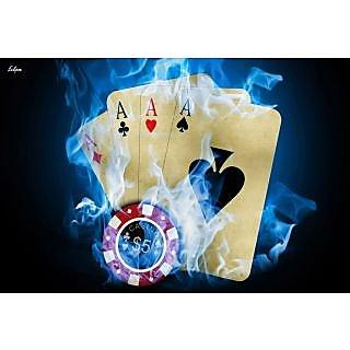 Poker Laptop Skin - ECLS0037