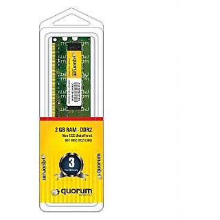 Quorum Desktop DDR2 2GB 667 MHZ