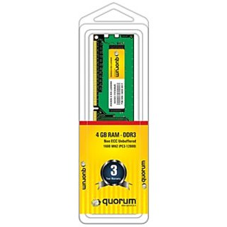 Quorum Desktop DDR3 4GB 1600 MHZ