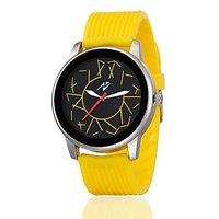 Yepme Ziox Unisex Watch - Black/Yellow