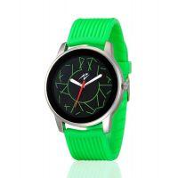 Yepme Ziox Unisex Watch - Black/Green