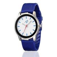 Yepme Recok Mens Watch - White/Blue