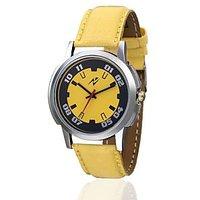 Yepme Temax Mens Watch - Black/Yellow