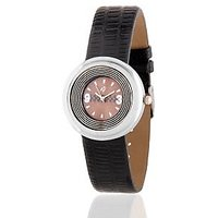Yepme Creba Womens Watch - Brown/Black