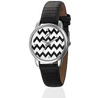Yepme Rizra Womens Watch - White/Black