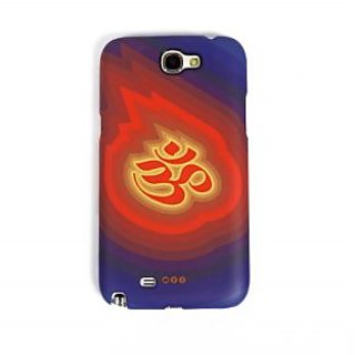 OM Samsung Galaxy Note 2 Cover available at ShopClues for Rs.900