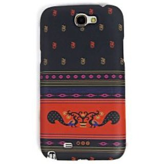 Paithani Samsung Galaxy Note 2 Cover available at ShopClues for Rs.900