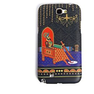 Maharaja Samsung Galaxy Note 2 Cover available at ShopClues for Rs.900