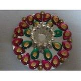 Decorative Diyas Deepak Kankavati Candle Stand Clone