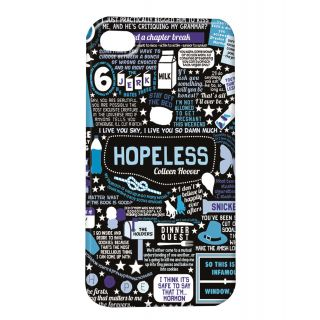 Pickpattern Back Cover For Apple Iphone 4/4S WORDLYWISEI4-829