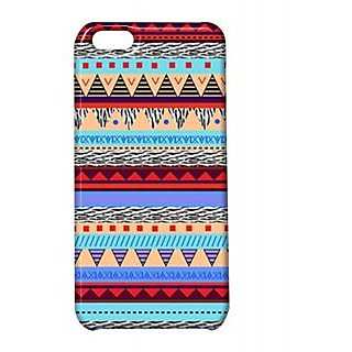 Pickpattern Back Cover For Apple Iphone 5C CUTEAZTECI5C-1751