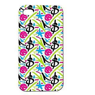 Pickpattern Back Cover For Apple Iphone 4/4S SKETCHPENPRINTI4-697