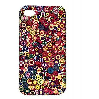 Pickpattern Back Cover For Apple Iphone 4/4S 2DMINII4-1070