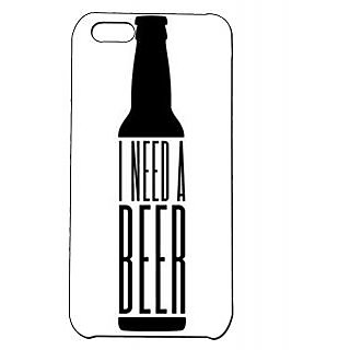 Pickpattern Back Cover For Apple Iphone 5C BEERI5C-2466