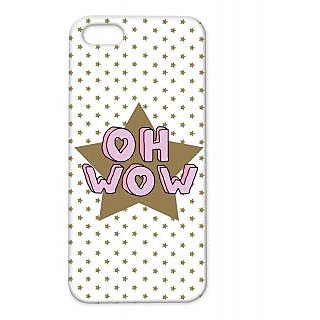 Pickpattern Back Cover For Apple Iphone 5/5S OHWOWI5-1420