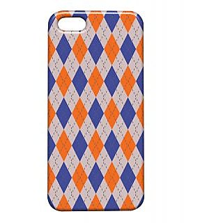 Pickpattern Back Cover For Apple Iphone 5/5S WOOLENPATTERNI5-1350