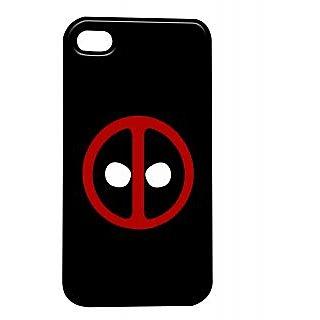 Pickpattern Back Cover For Apple Iphone 4/4S EYESI4-246