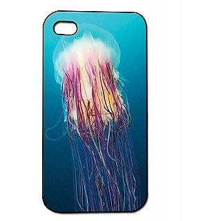 Pickpattern Back Cover For Apple Iphone 4/4S UNDERWATERBEAUTYI4-761