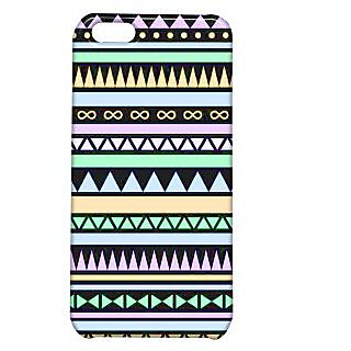 Pickpattern Back Cover For Apple Iphone 5C AZTECBEAUTYI5C-1584