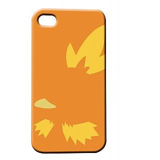 Pickpattern Back Cover For Apple Iphone 4/4S DESIGNLOVEI4-214