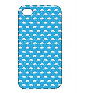 Pickpattern Back Cover For Apple Iphone 4/4S MANYCLOUDSI4-984