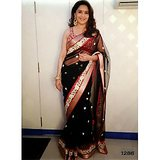 Indian bollywood designer Madhuri Kalishta Macau Saree