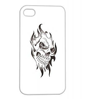 Pickpattern Back Cover For Apple Iphone 4/4S DEVILLAWYERI4-216