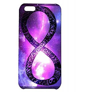 Pickpattern Back Cover For Apple Iphone 5C INFINITYDESIGNI5C-1935