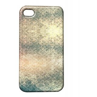 Pickpattern Back Cover For Apple Iphone 4/4S SHINNYWALLI4-684