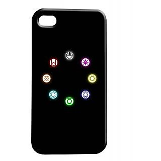 Pickpattern Back Cover For Apple Iphone 4/4S SIGNSI4-691