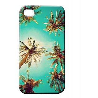 Pickpattern Back Cover For Apple Iphone 4/4S COCOBABESI4-162