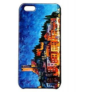 Pickpattern Back Cover For Apple Iphone 5C DREAMCASTLEI5C-1795