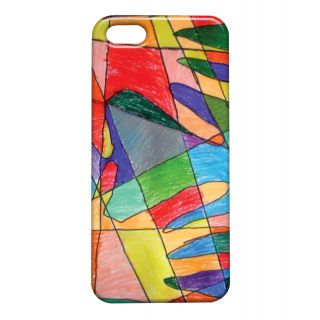 Pickpattern Back Cover For Apple Iphone 5/5S HANDPRINTI5-1549