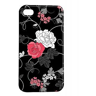 Pickpattern Back Cover For Apple Iphone 4/4S SIMPLYNATUREI4-1125