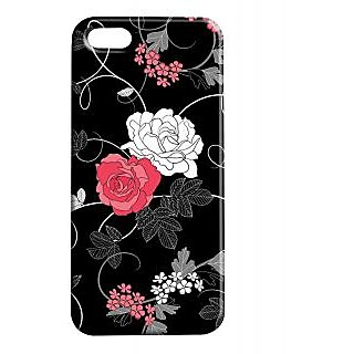 Pickpattern Back Cover For Apple Iphone 5/5S SIMPLYNATUREI5-1477