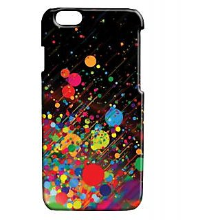 Pickpattern Back Cover For Apple Iphone 6 COLORBALLSI6-3427